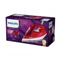 Philips Steam iron with non-stick soleplate GC1423/40