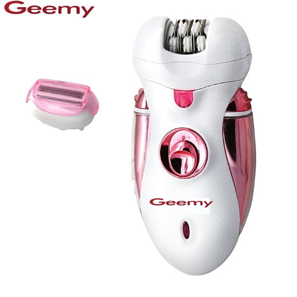 Geemy Rechargeable Epilator and Shaver GM- 3080