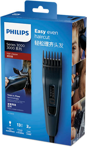 Philips Hair clipper HC3505/15