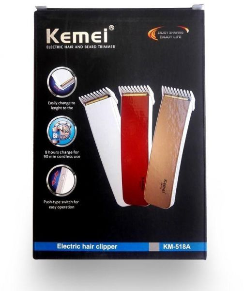Kemei km 518 Beard Trimmer