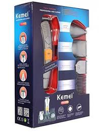 Kemei KM-580A 7 In 1 Grooming Kit