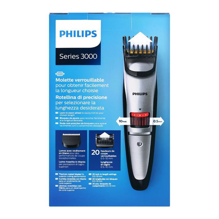 Philips Beard and stubble trimmer QT4014/16
