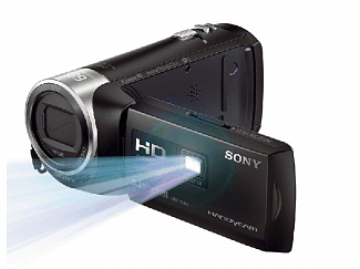 Sony HDR-PJ410 Handycam with Projector