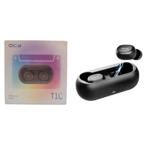 QCY T1C TWS Bluetooth Earphones