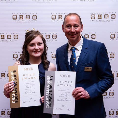 Goldsmiths Craft and Design Council Awards Ceremony