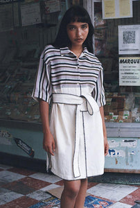 The Pascuala Shirt-Dress