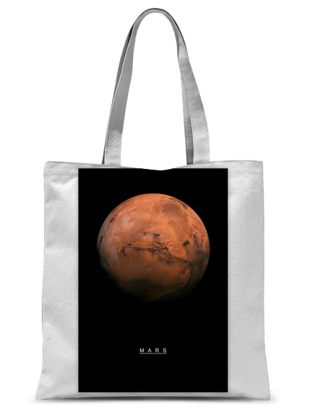 Mars Sublimation Tote Bag