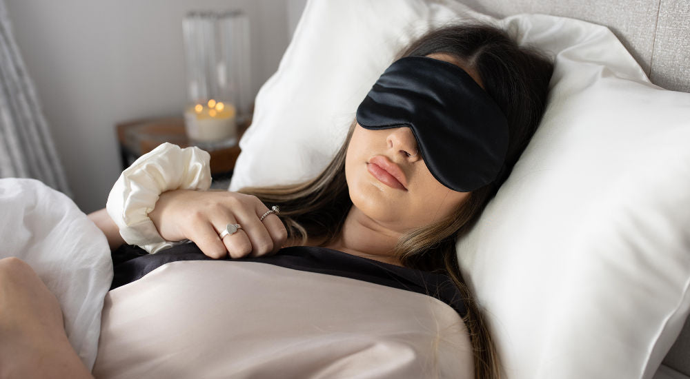 How can I get a better night's sleep?