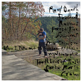 A Crow Looked At Me by Mount Eerie (LP)