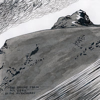 Drums from Mount Eerie by the Microphones (CD)