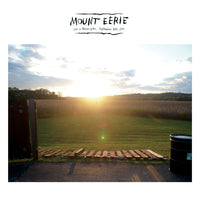 Live In Bloomington, Sept. 30th, 2011 by Mount Eerie (LP)