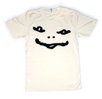 floating head shirt (white)