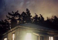 "huge photo: untitled (glowing house) - 49"" x 34"""