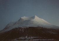 "huge photo: untitled (mountain) - 49"" x 34"""
