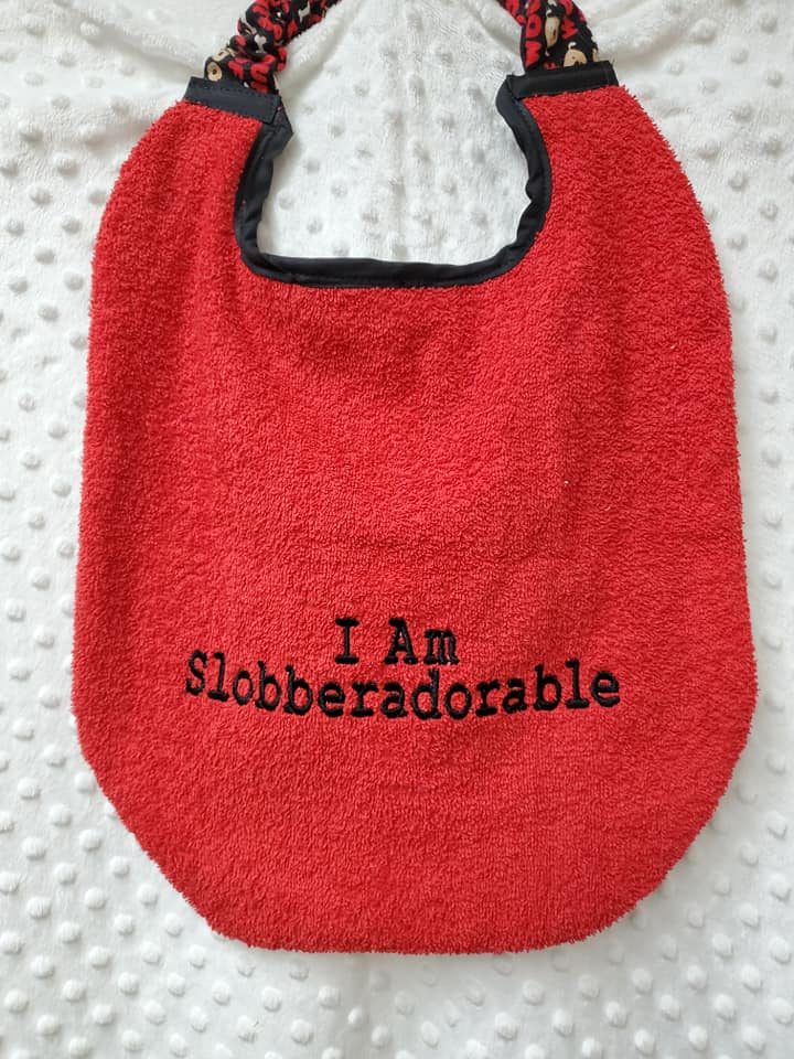 I Am Slobberadorable