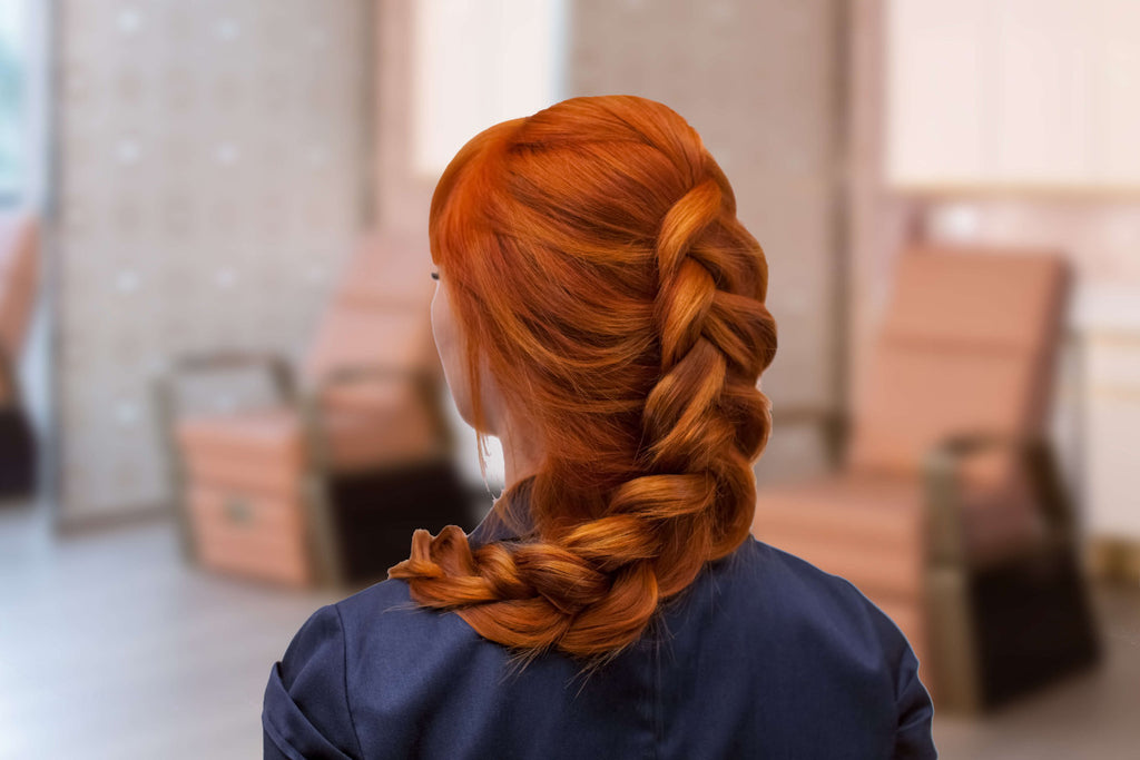 Hairstyles for Redheads #NationalRedHeadDay
