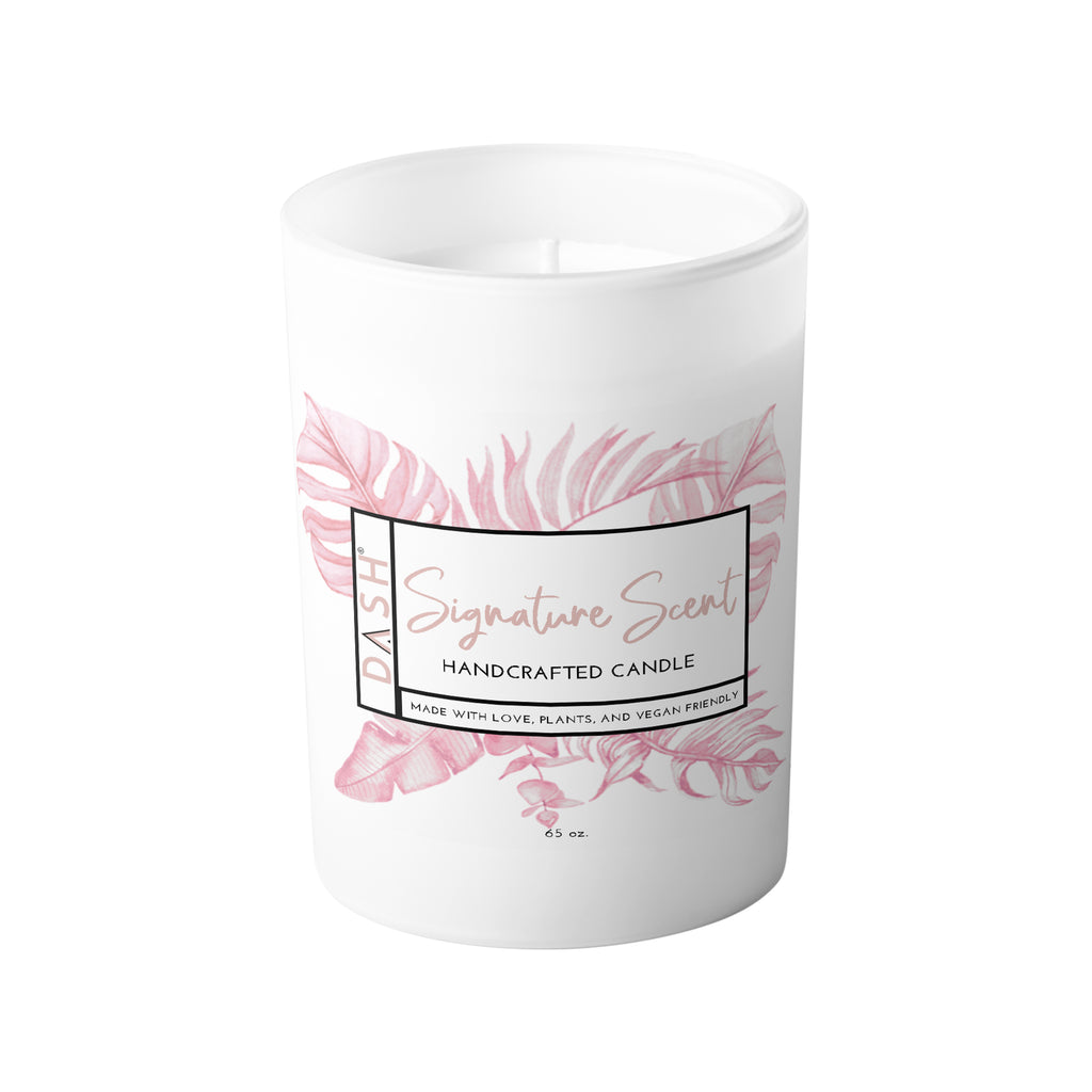 DASHBAR SIGNATURE SCENT CANDLE