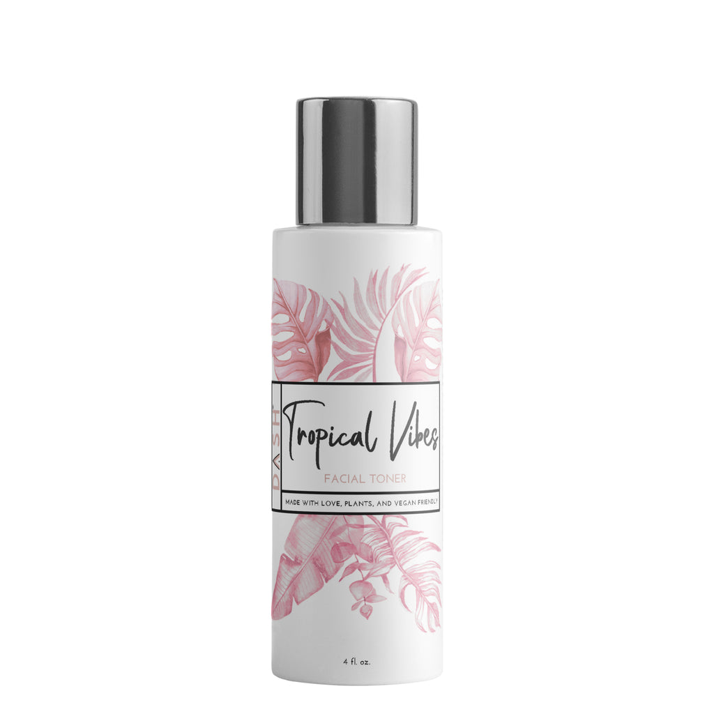 DASHBAR TROPICAL VIBES FACIAL TONER