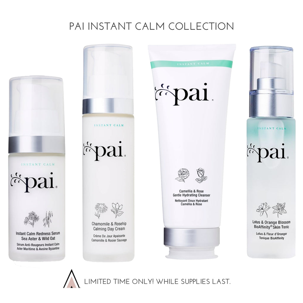 pai Instant Calm Collection
