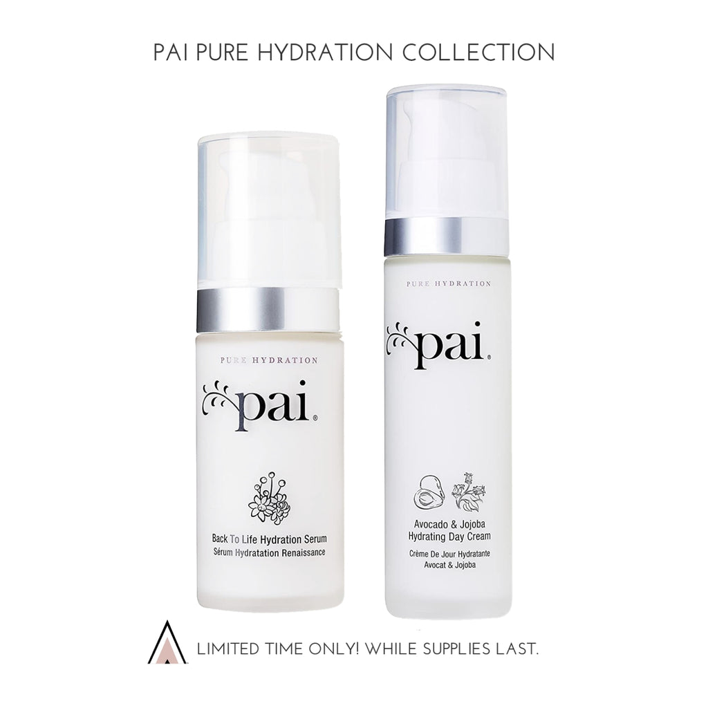pai Pure Hydration Collection