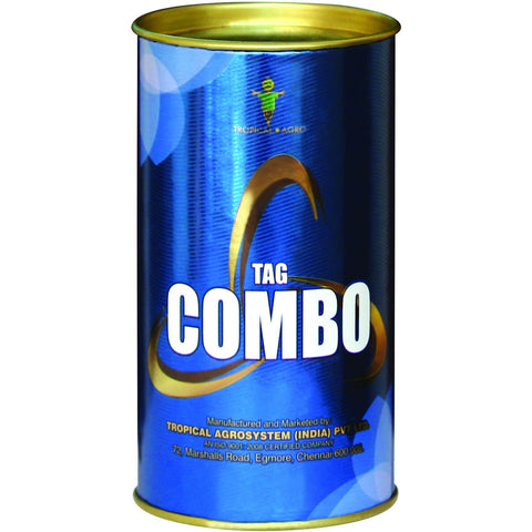 TAG COMBO - BIOLOGICAL INSECTICIDE - 10 gm-BIOLOGIAL FERTILISER-Tropical Agro-100 gm-SK Organic Farms