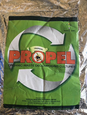 ProPel- COMPOSTER - 1000 gm-COMPOSTER-Tropical Agro-SK Organic Farms
