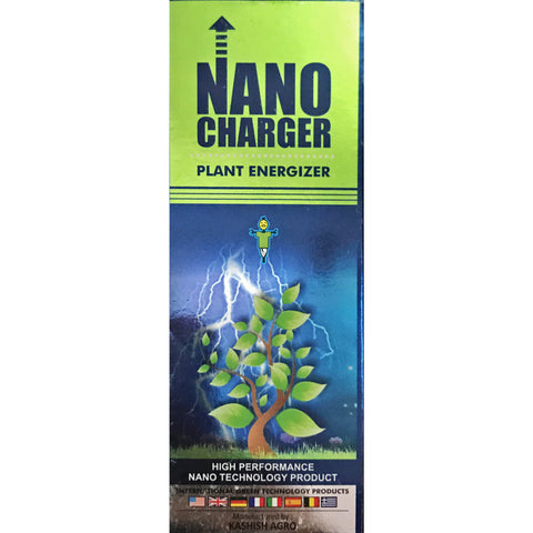Nano Charger - Plant Energizer-ORGANIC GOWTH PROMOTERS-Tropical Agro-100 ml-SK Organic Farms
