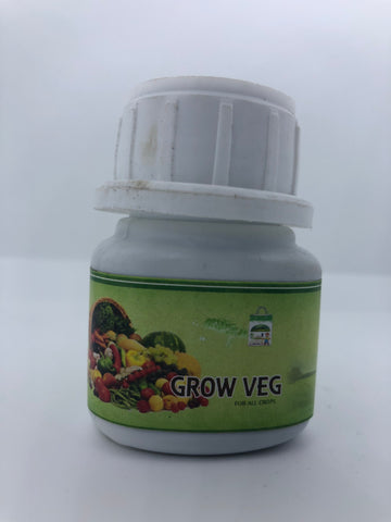 Grow Veg - Growth Promoter-Organic Manure-Sathyam Bio-SK Organic Farms