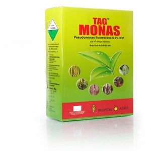 TAGMONAS - BIOLOGICAL FUNGICIDE - Pseudmonas - 1000 gm - SK Organic Farms