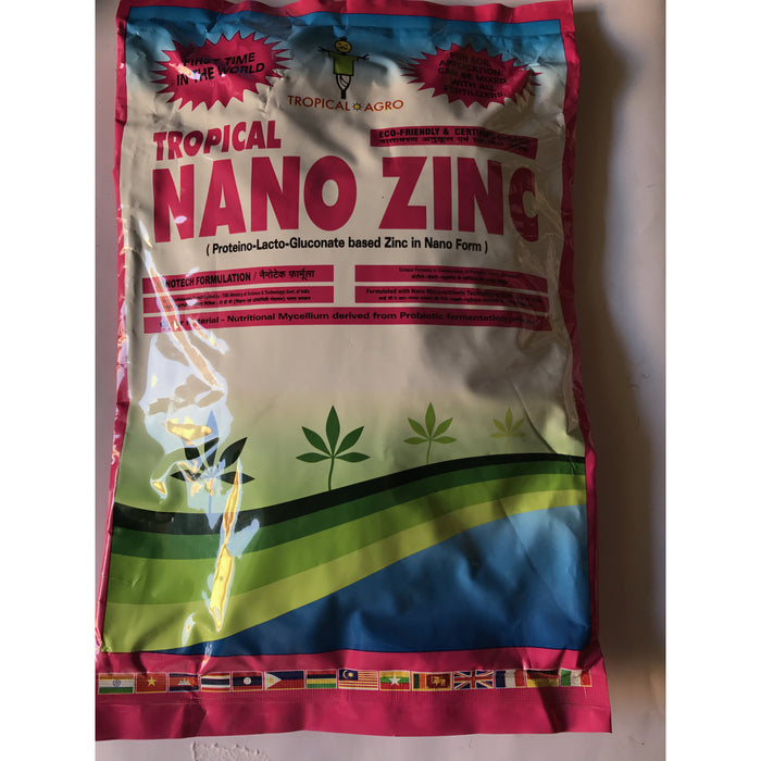 TAG NANO ZINK- 4G NANO FERTILISER