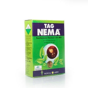 TAGNEMA- BIOLOGICAL NEMATICIDE - 1000 gm - SK Organic Farms
