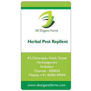 Herbal Pest Repellent - SK Organic Farms