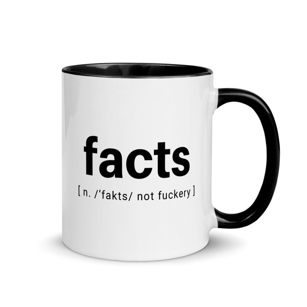 Facts Defined Mug