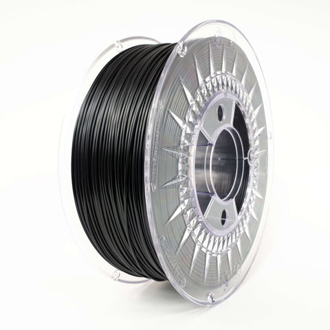 PETG BLACK - Schwarz 1 kg Devil Design Filament 1,75 mm