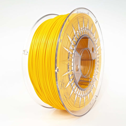 PETG YELLOW - Gelb 1 kg Devil Design Filament 1,75 mm