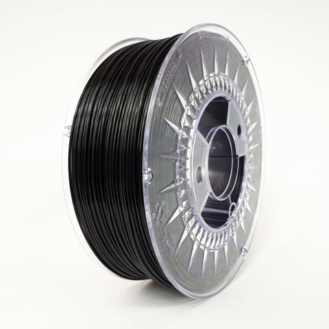 PLA BLACK - Schwarz 1 kg Devil Design Filament 1,75 mm