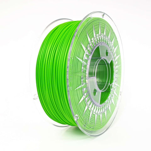 PLA BRIGHT GREEN - Helles Grün 1 kg Devil Design Filament 1,75 mm