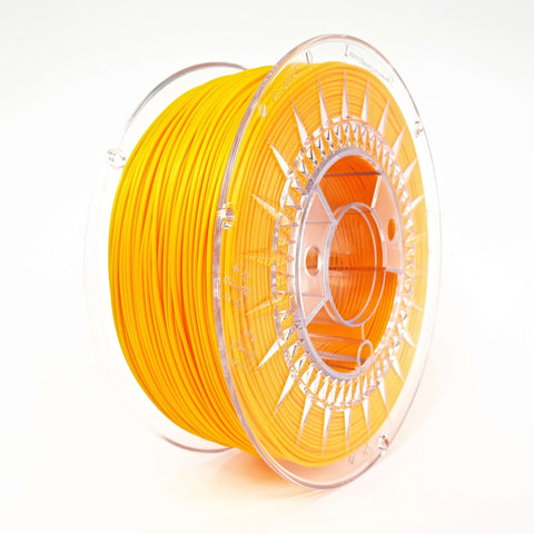 PLA BRIGHT ORANGE - Helles Orange 1 kg Devil Design Filament 1,75 mm