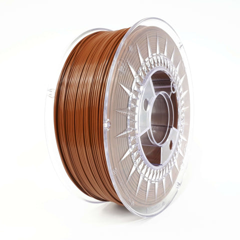 PLA BROWN - Braun 1 kg Devil Design Filament 1,75 mm