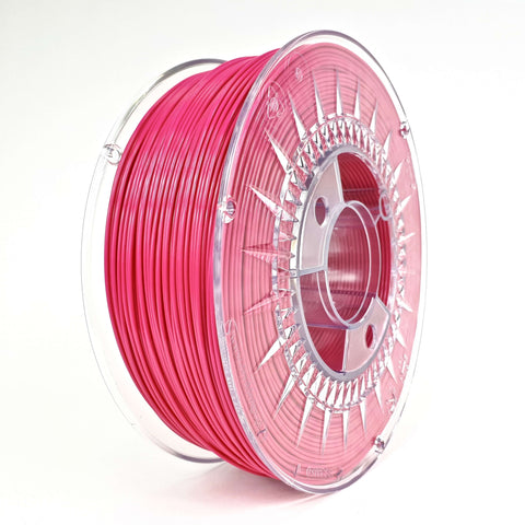 PLA BRIGHT PINK - Helles Pink 1 kg Devil Design Filament 1,75 mm