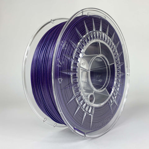 PLA GALAXY VIOLET 1 kg Devil Design Filament 1,75 mm