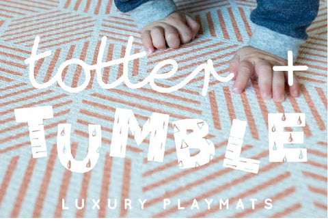 Totter and Tumble LLC Luxury Playmats