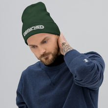 Load image into Gallery viewer, Cousteau Throw Back Beanie Green |  Expedition Drenched