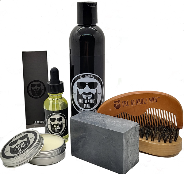 The Beardly Man Ultimate Gift Box