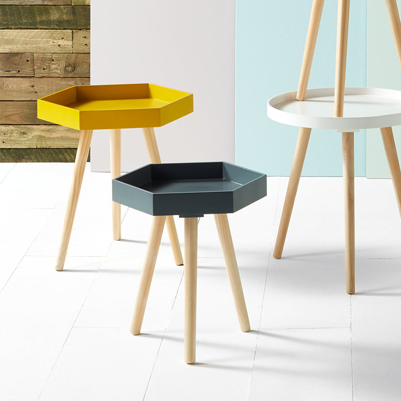 affordable side tables scandinavian design