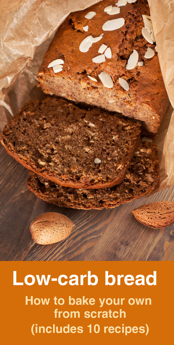 Low-carb bread | Low Carb Diet Shop