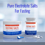 Fasting Salts Capsules: Pure Electrolytes for Extended Fasting (120 capsules)