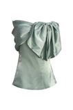 Tiffany Side Bow Top