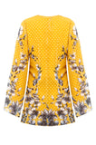 Yellow Bridget Tunic