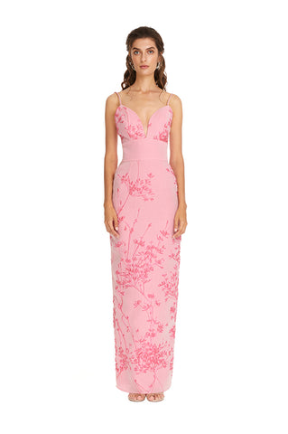Pink Axa Gown